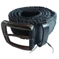 Ben Sherman Woven Cord Belt - Size S/M