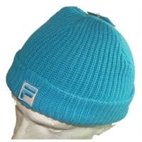 Fila Beanie Skull Hat - Light Blue - Knitted