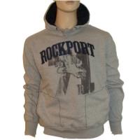 Rockport Mens Hooded Sweatshirt - Maine, Medium
